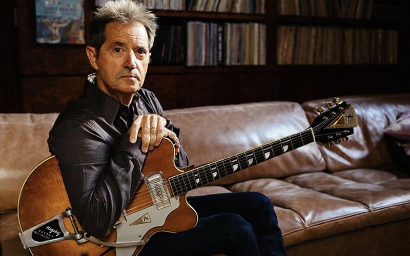 Garry Tallent of The E Street Band - Blue Raven Artists