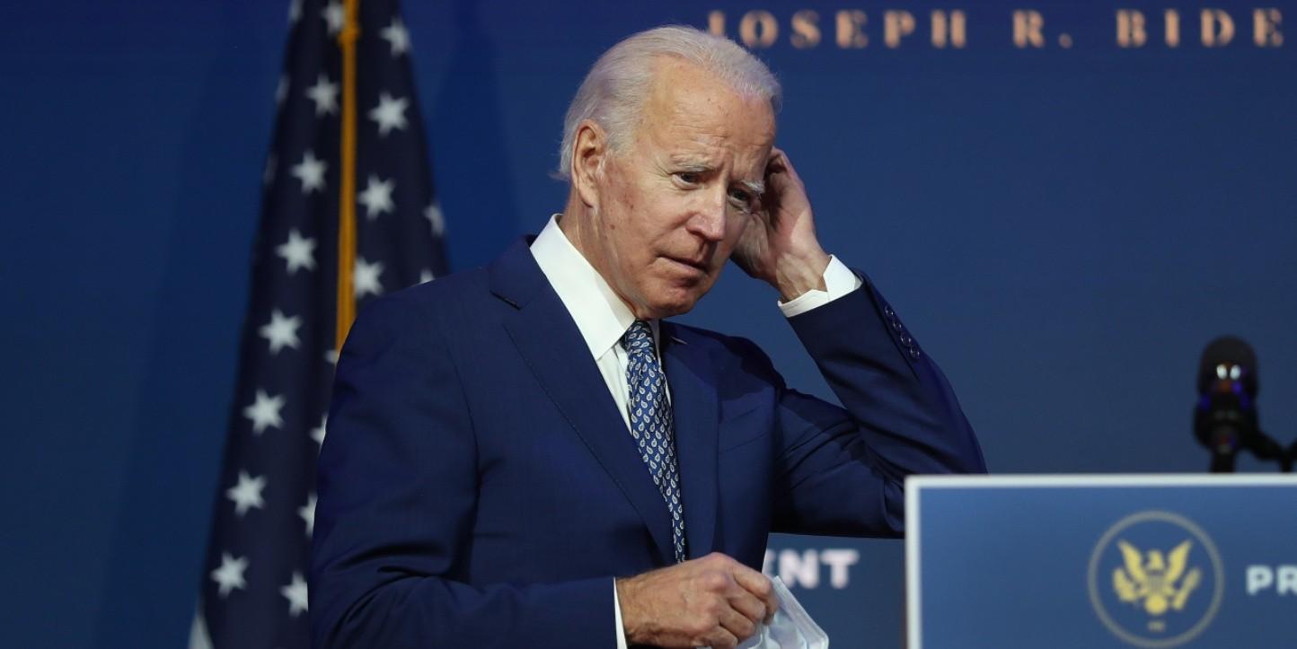 Joe Biden presidente electo de USA fue acusado de abuso ...