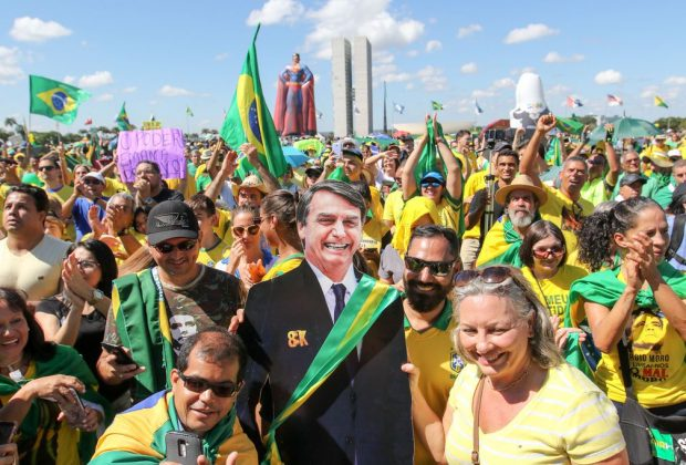 Manifestations pro-Bolsonaro, Festival de Cannes ...
