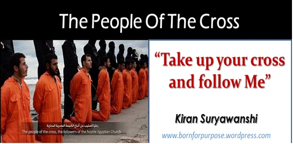 """THE PEOPLE OF THE CROSS"" - Take up your cross and follow ..."