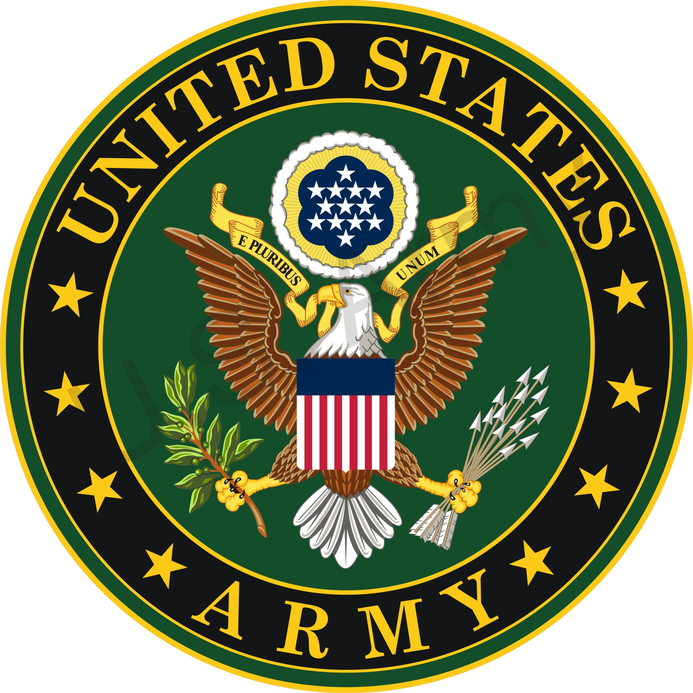 US Army | Brands of the World™ | Download vector logos and logotypes