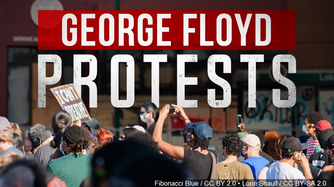 LIVESTREAM: George Floyd Protests Spread Nationwide - Breaking911