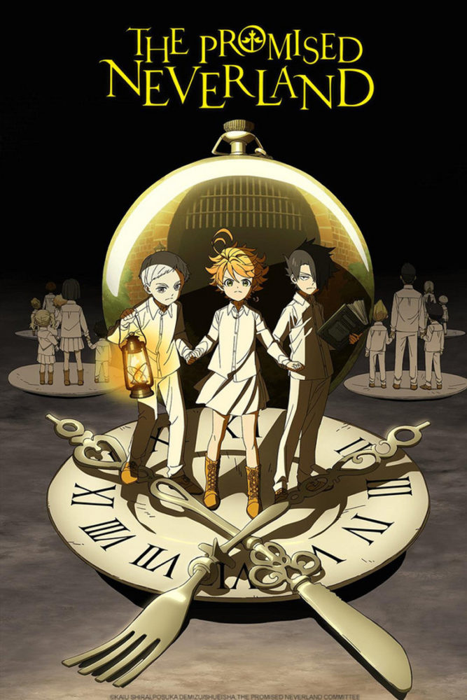 "English Dub Review: The Promised Neverland ""311045 ..."