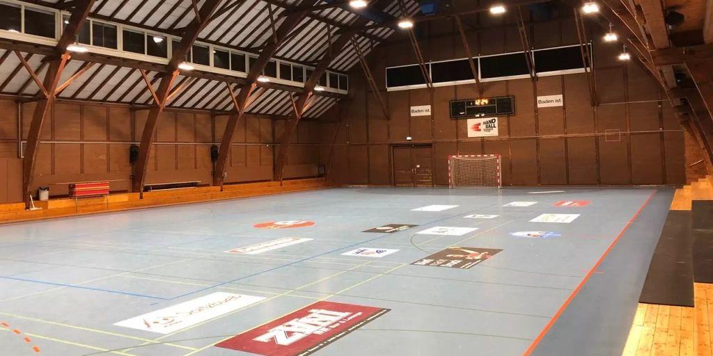 Sporthalle Aue