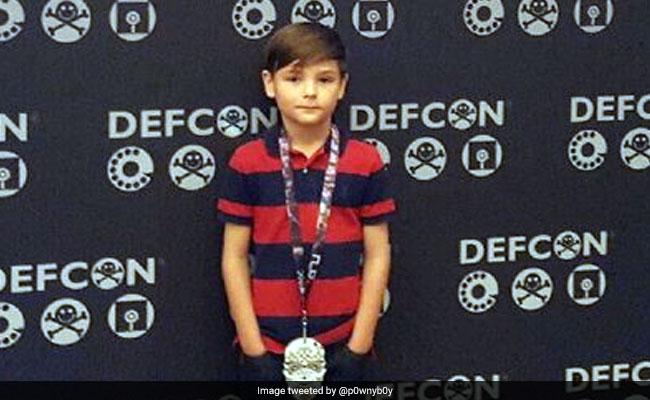 11-Year Old Emmett Brewer Hacks Into Replica US Vote ...