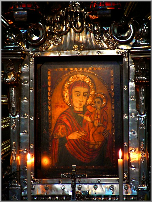 Pötscher Madonna | (from Máriapócs in Hungary) | Walter A. Aue | Flickr