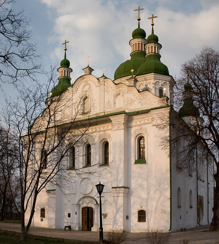 St. Cyril's Church, Kiev, Ukraine | Built in the first half … | Flickr