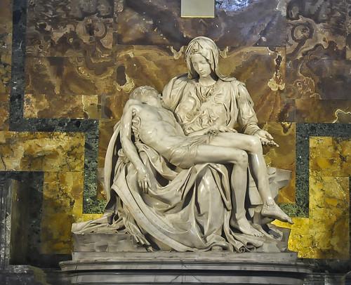La Piedad, Miguel Angel   by Charli52; Gracias > 6.500.000 de visitas ...