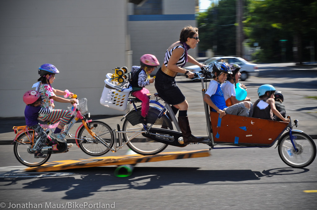 Fiets of Parenthood | BikePortland | Flickr