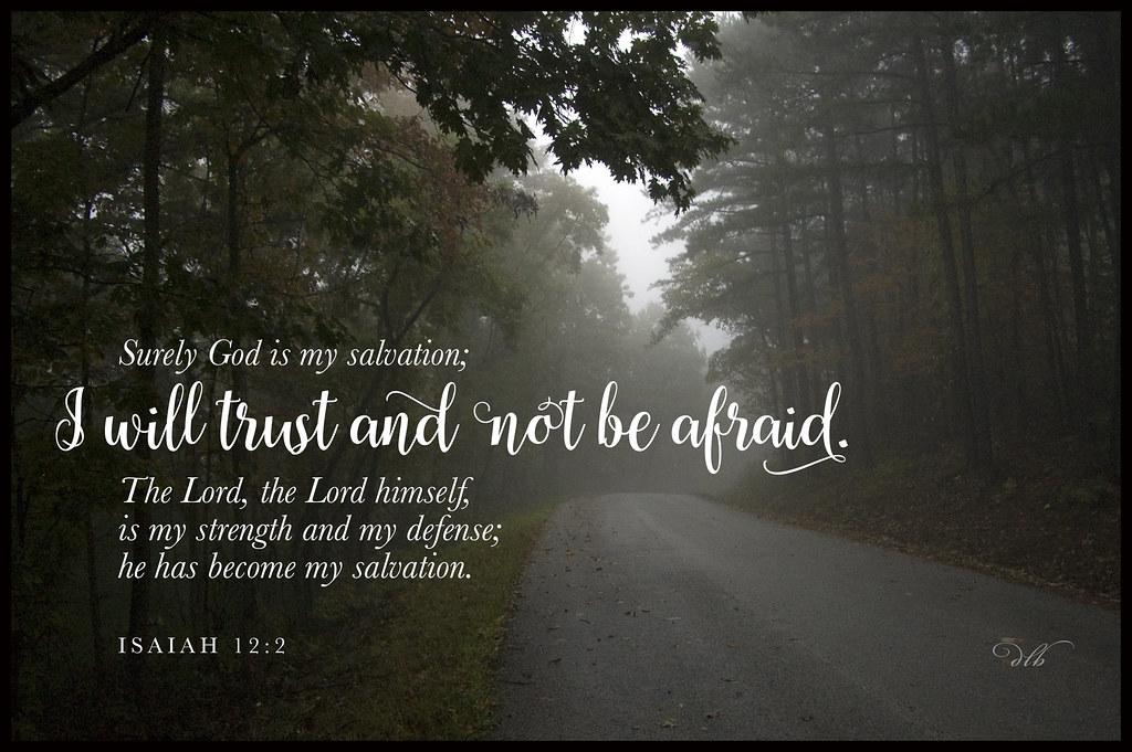Isaiah 12:2 | dianabog | Flickr