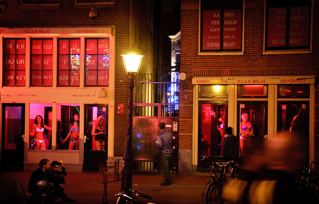 Amsterdam Red Light District - Windows | Flickr - Photo Sharing!