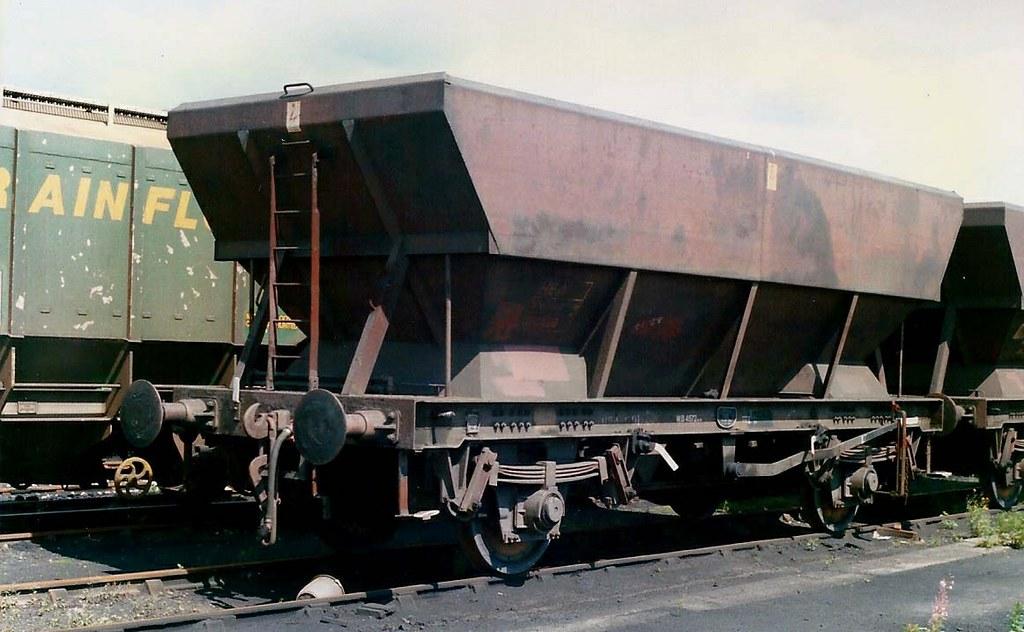 45 tonne General Coal Hopper Wagon. | DETAILS FOR THIS ...