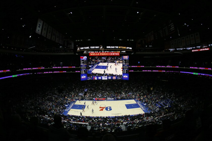 NBA suspends season indefinitely over coronavirus pandemic…