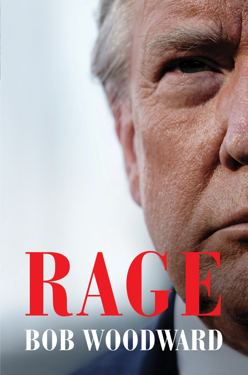 "Review: Bob Woodward Donald Trump exposé ""Rage ..."