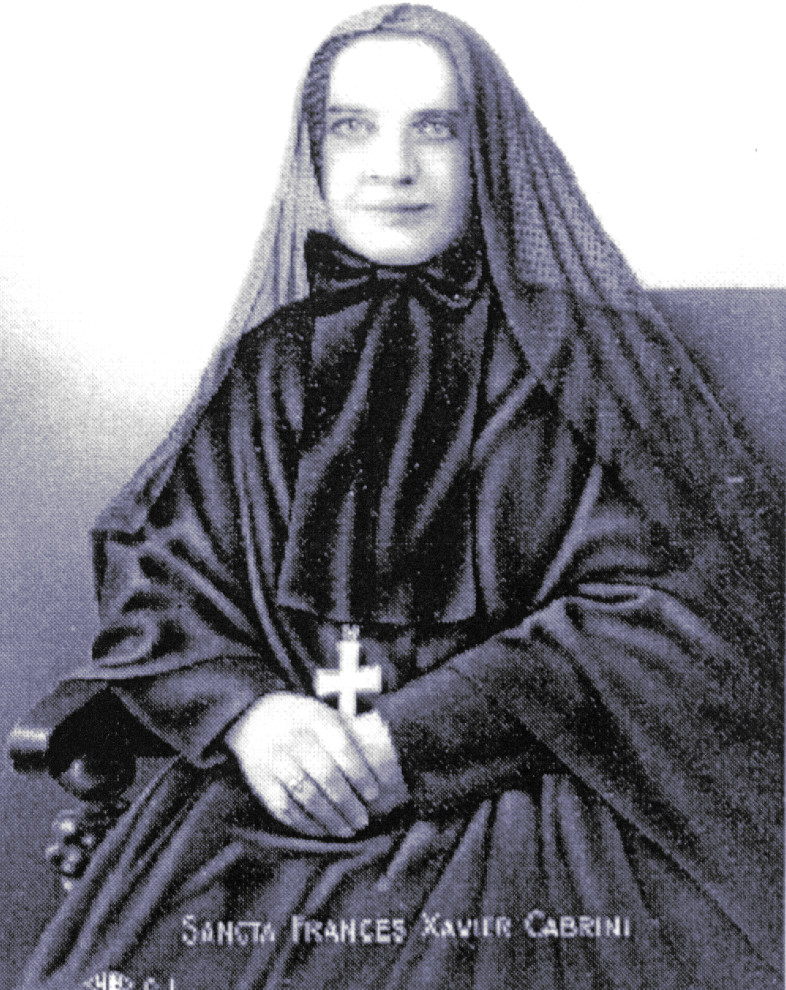 St. Frances Cabrini - Patron Saint of our Catholic Church ...