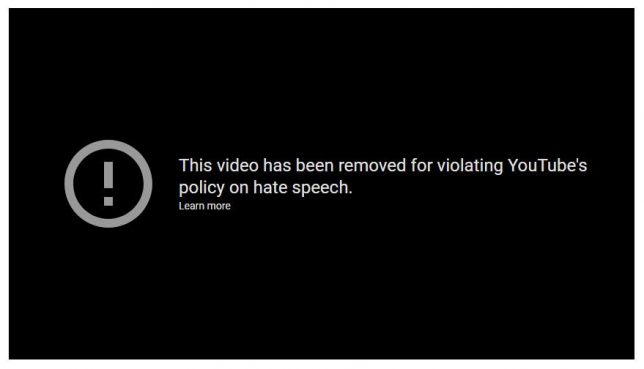 YouTube Tried to Censor Us - Capital Research Center