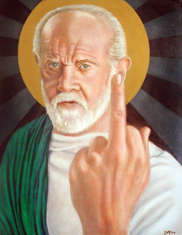 "George Carlin's Spirituality - ""The Son"" | The Carlin Trinity"