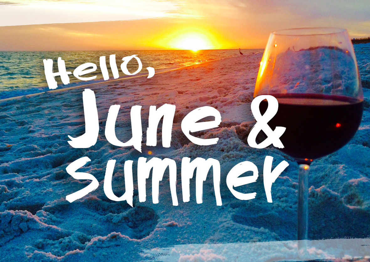 June Newsletter | Canvas and Cabernet