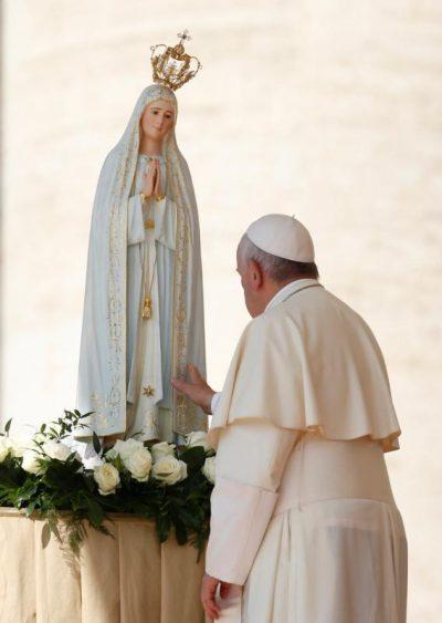 Vatican releases pope's schedule for Fatima visit ...
