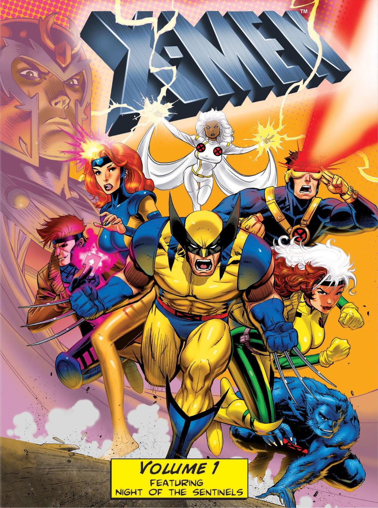posters das animações: wolverine and the x-men e x-men ...