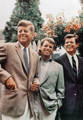 The Brothers Kennedy - Photo 1 - Pictures - CBS News