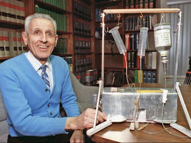 Jack Kevorkian: 1928-2011 - CBS News