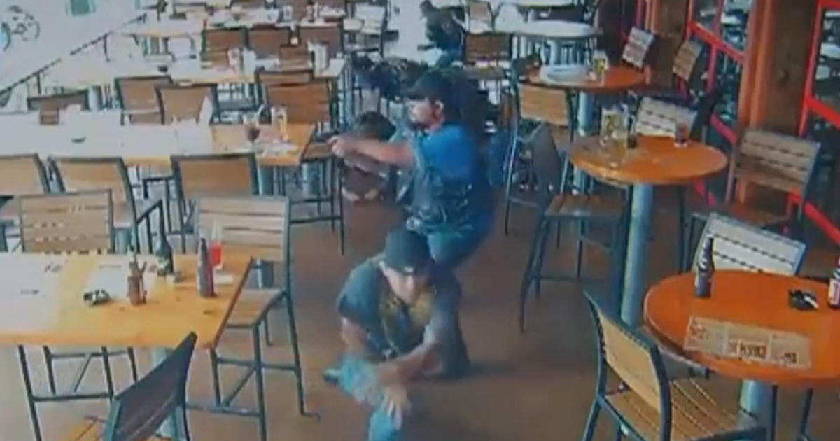 Grand jury indicts 106 in Waco biker shooting - CBS News