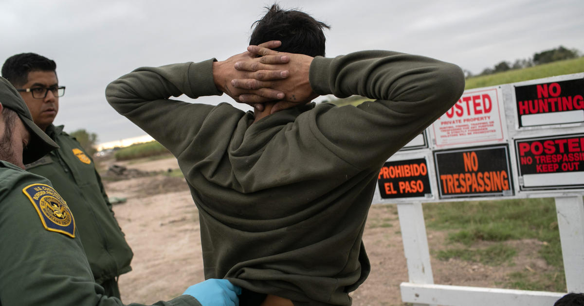 Border apprehensions rise for first time in 9 months despite asylum crackdown…