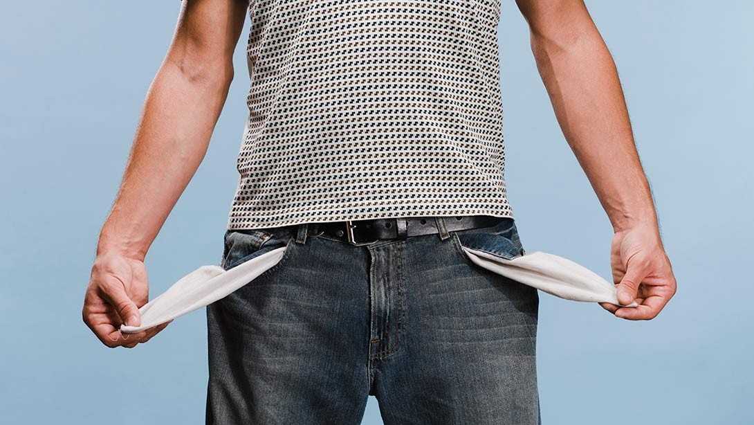The Broke Man's Guide to Working Out | Muscle & Fitness