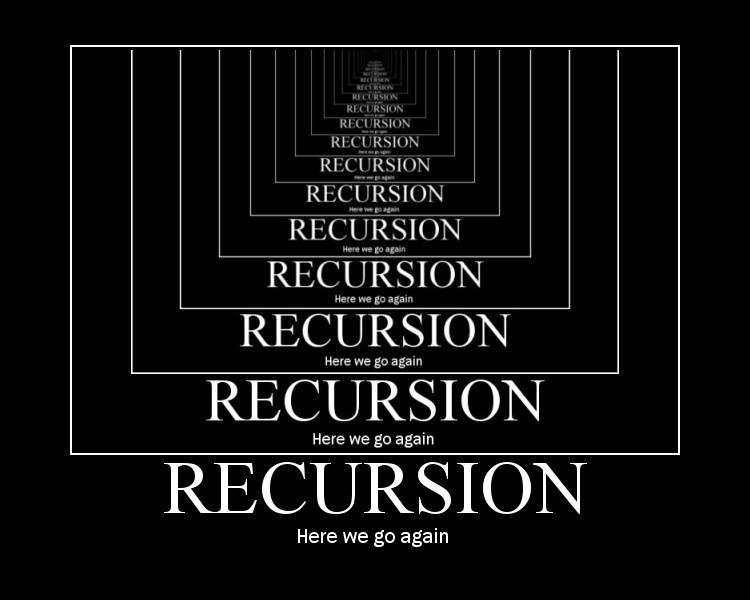 Dijkstra was right — recursion should not be difficult