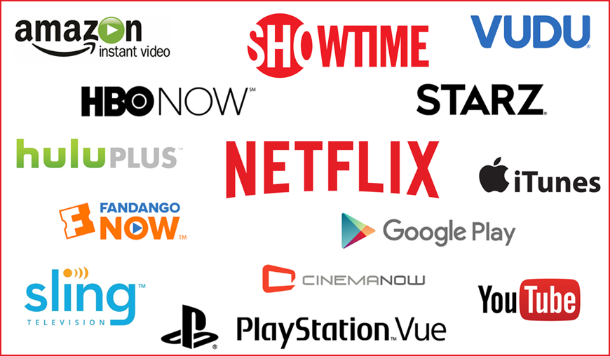 Netflix, Disney & The Future of Streaming Services – Keenen Charles – Medium