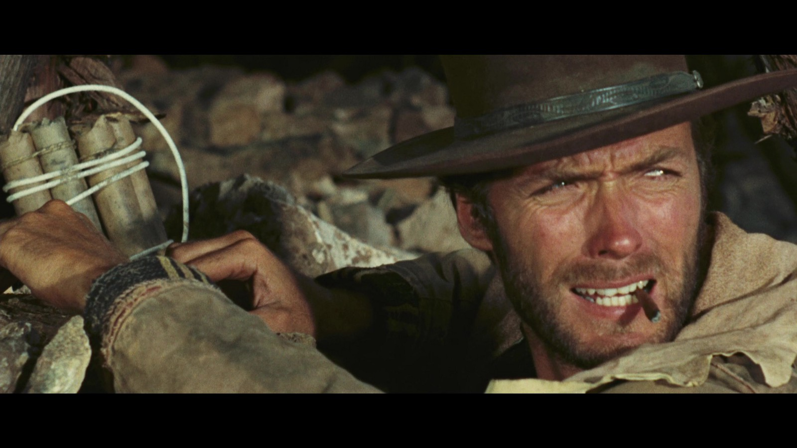 THE GOOD THE BAD AND THE UGLY (1966) on KL Studio Classics Blu-ray