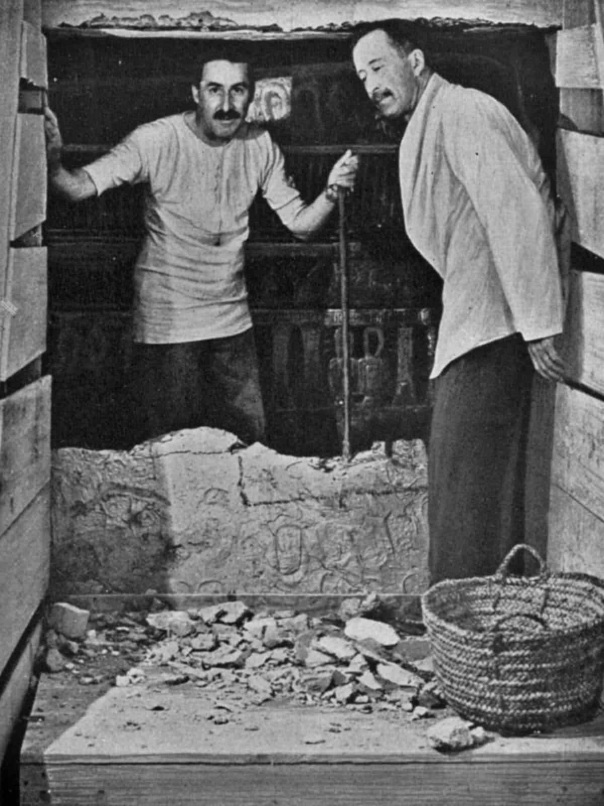 Tutankhamun – theunredacted – Medium