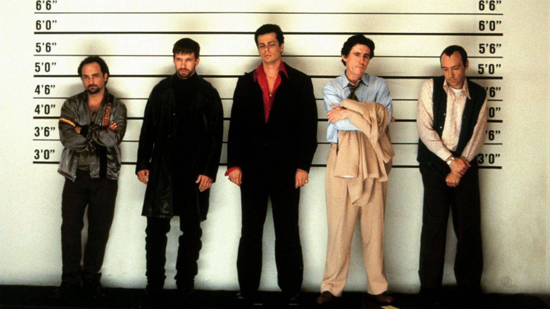 Staff Pick: 'The Usual Suspects' - Outtake by Tribeca ...