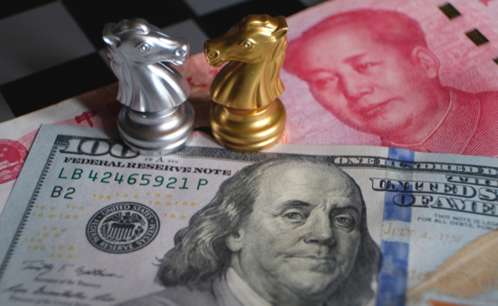 China's economy czar going to Washington next week for the signing of an interim trade deal…
