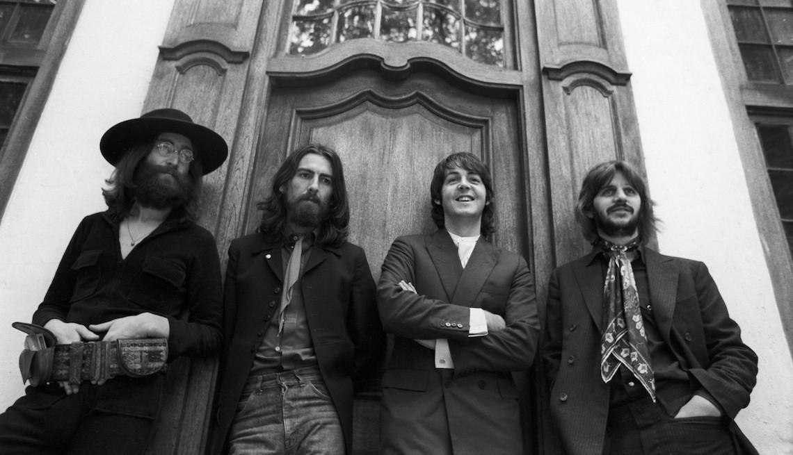 Historia detrás de la portada de 'Abbey Road' de los Beatles