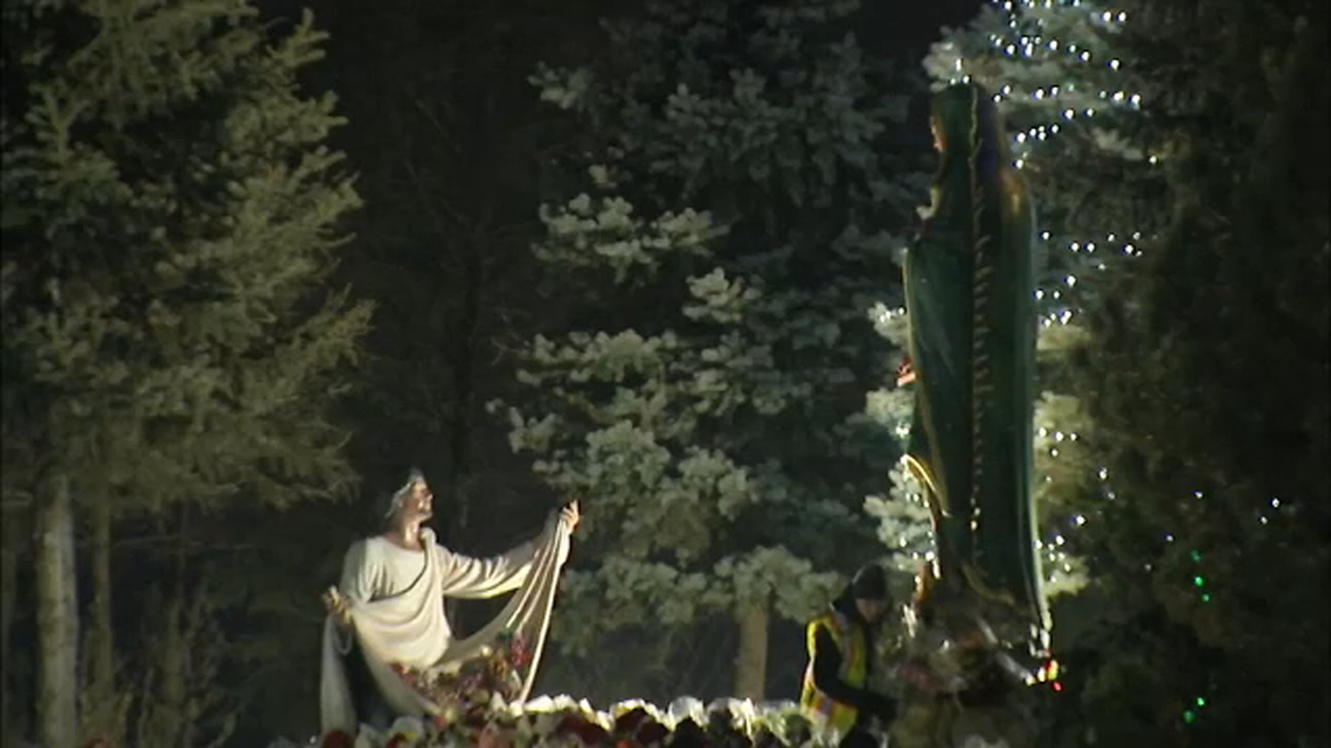 Annual Feast of Our Lady of Guadalupe gets under way in ...