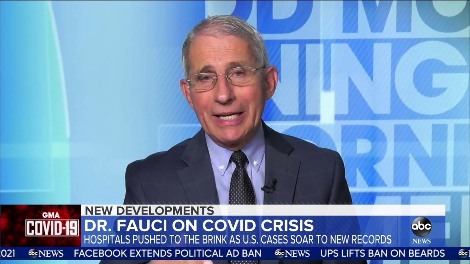 Dr. Fauci's hopeful message to those with COVID-19 fatigue ...