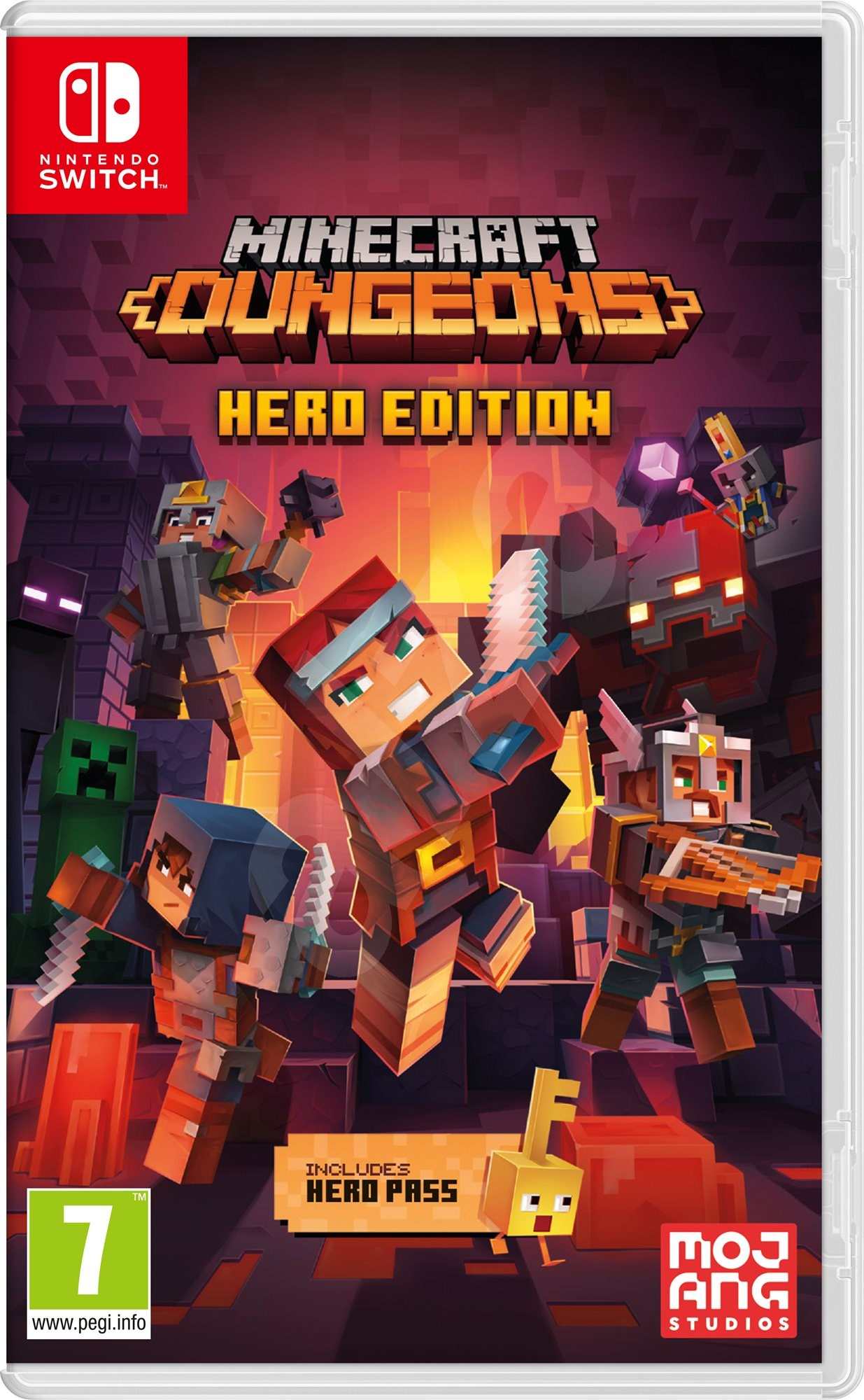 "<a href=""/node/46249"">Minecraft Dungeons Hero édition</a>"