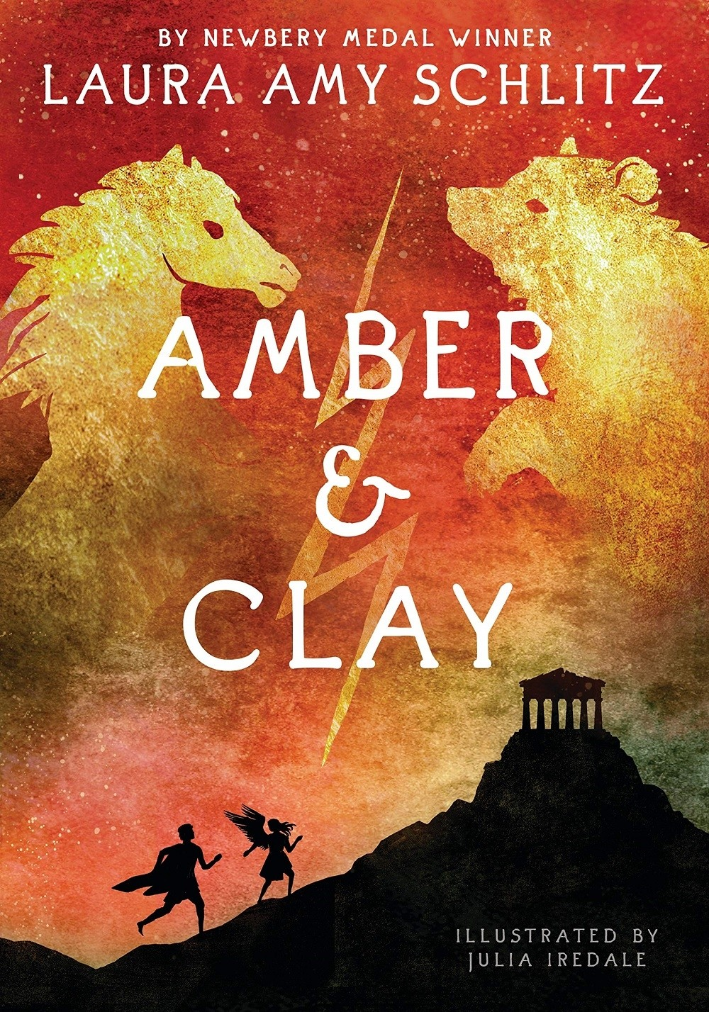 Amber and Clay | A Mighty Girl