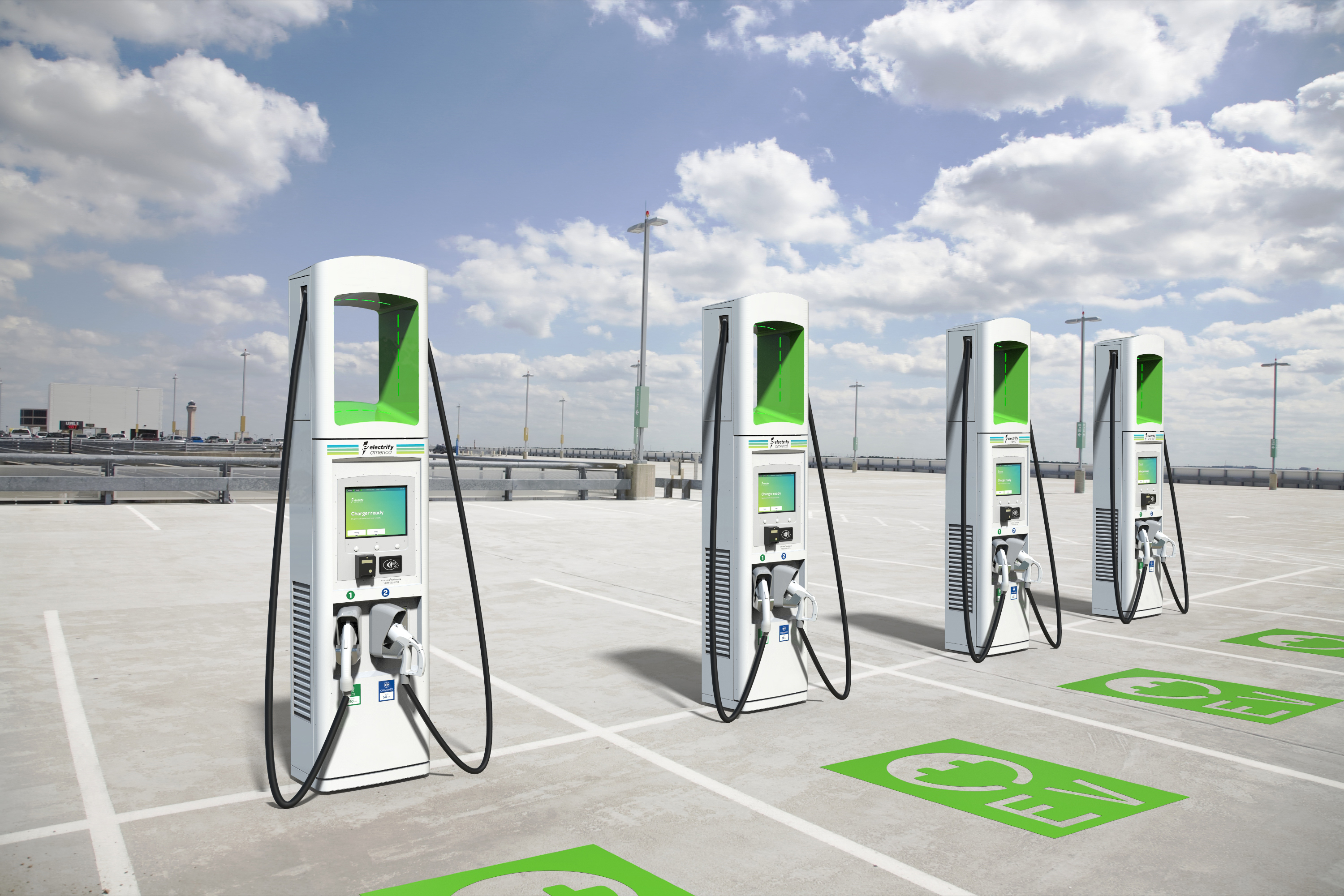 Electrify America will deploy 2,000 350kW fast chargers by ...