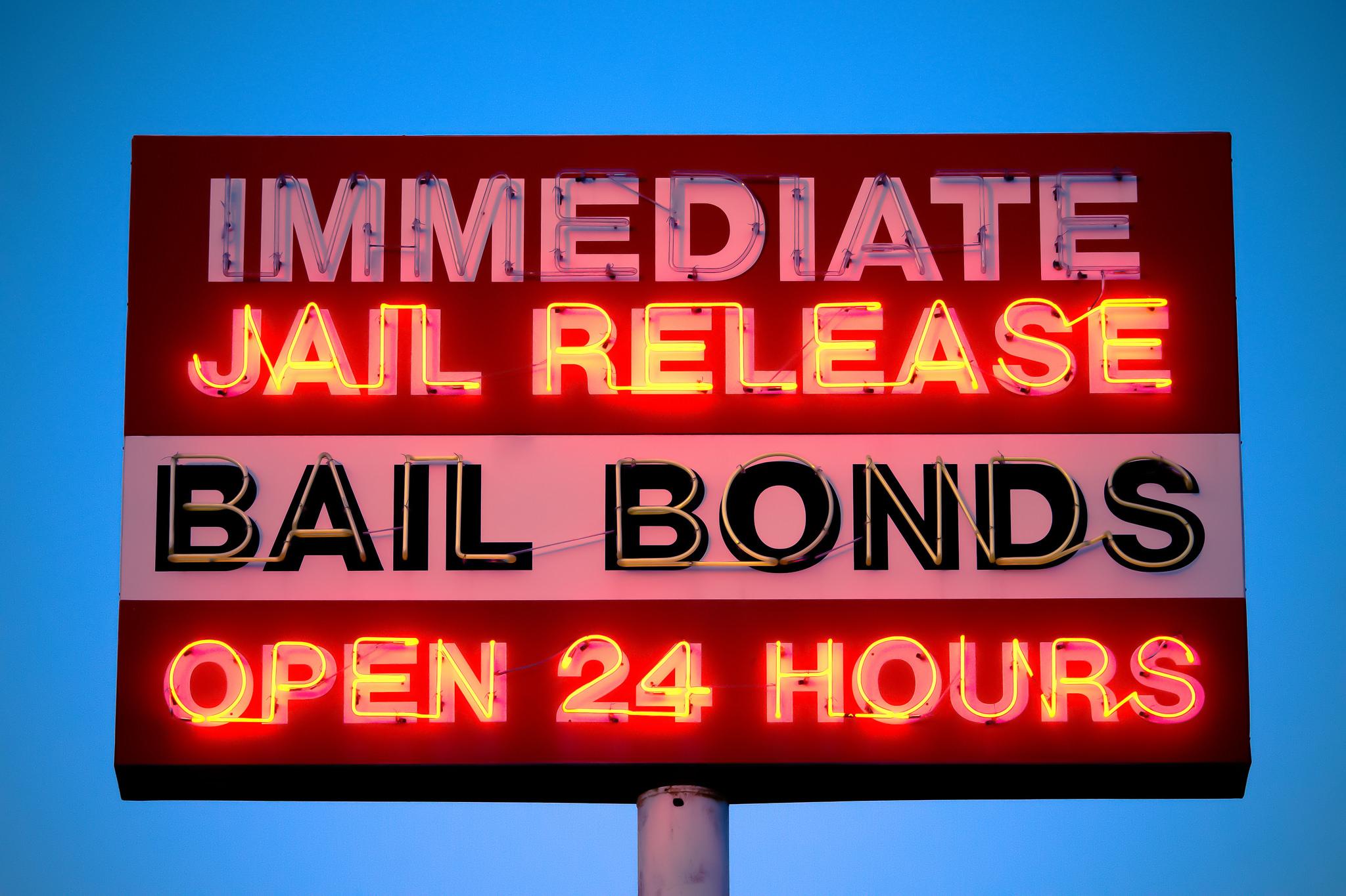 """Google slams """"for-profit bail-bond providers,"""" won't let ..."""