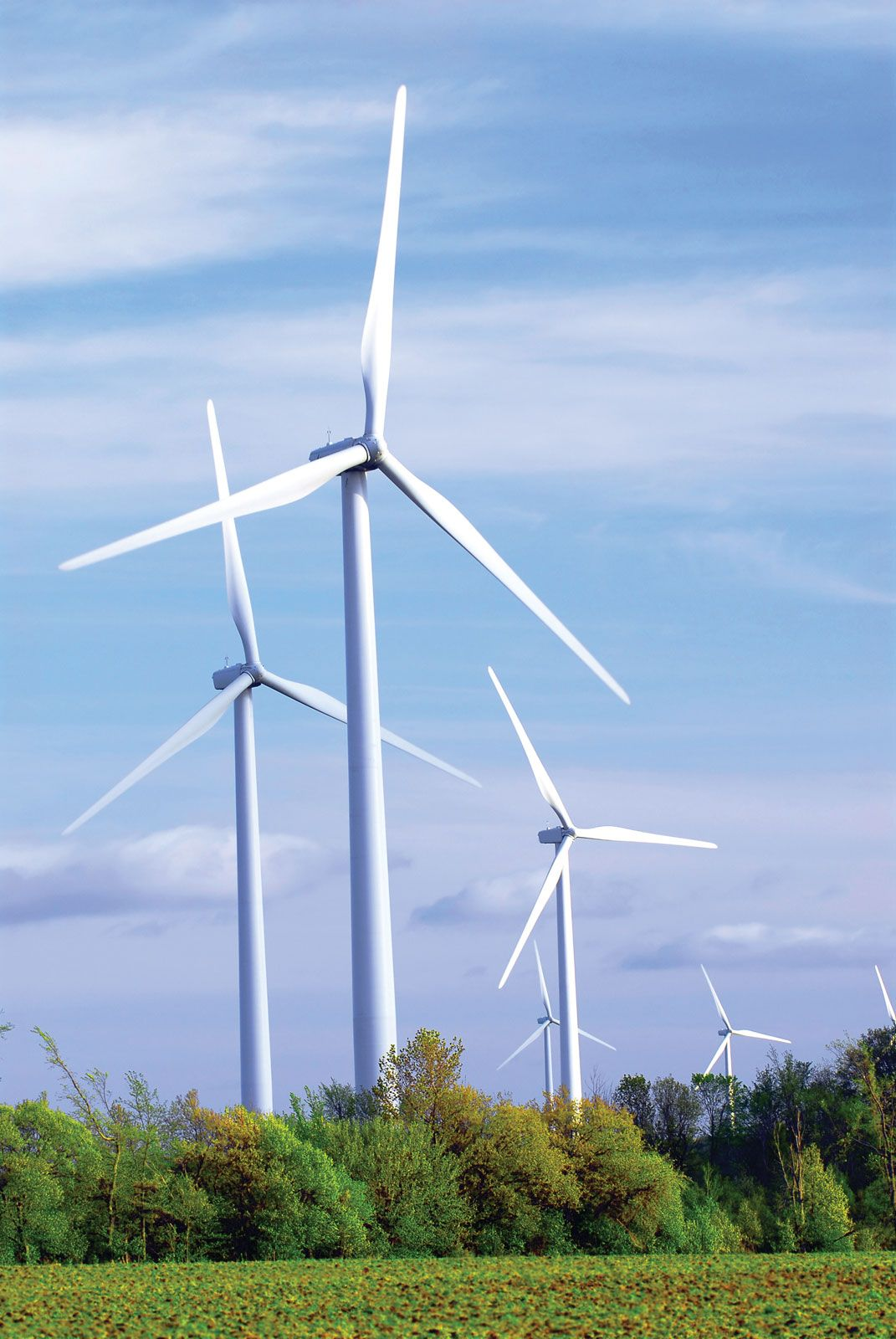 wind power | Capacity & Facts | Britannica