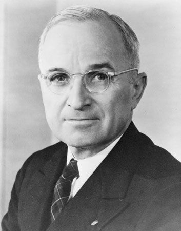 Harry S. Truman | U.S. President & History | Britannica.com