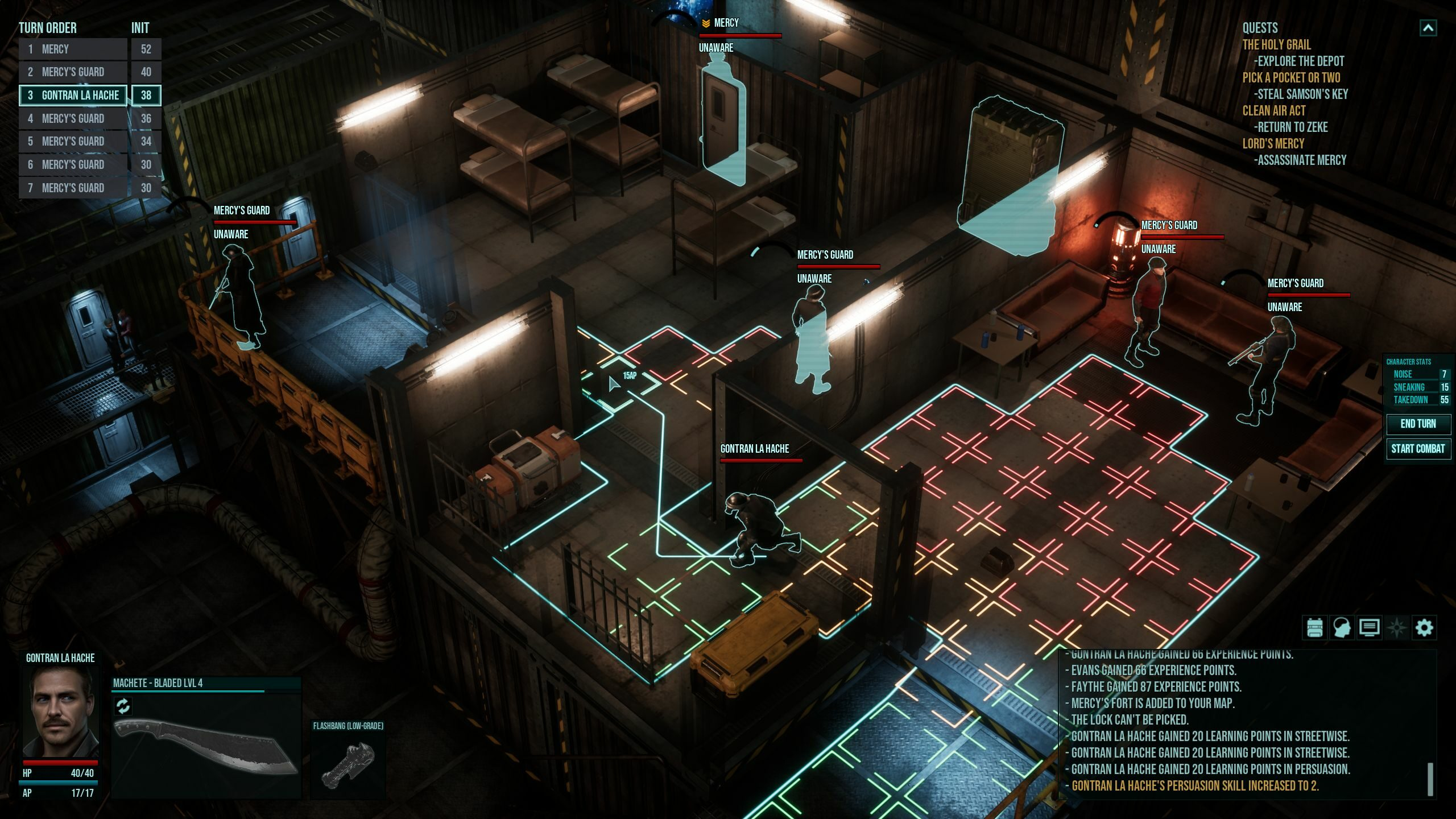 Colony Ship : A Post-Earth Role Playing Game - Canard PC