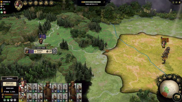 Total War: Three Kingdoms - The Furious Wild PC - DLC | PC | CDKeys
