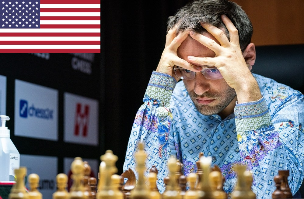 Levon Aronian switches to the USA | chess24.com