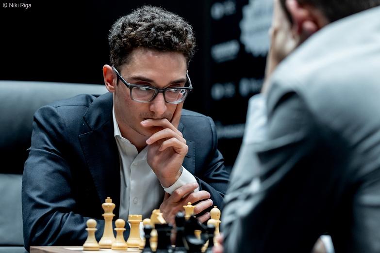 Carlsen-Caruana 3: Fabi squanders opening edge | chess24.com