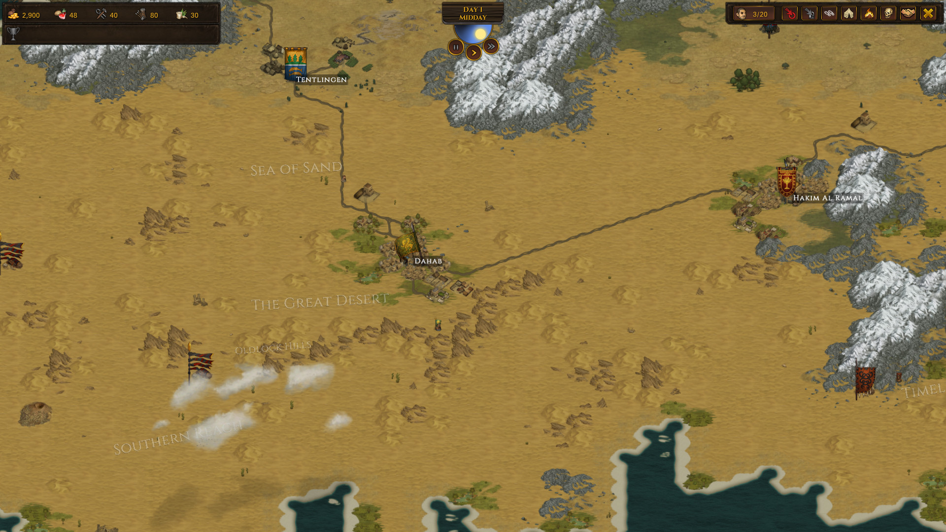 Battle Brothers - Blazing Deserts on Steam