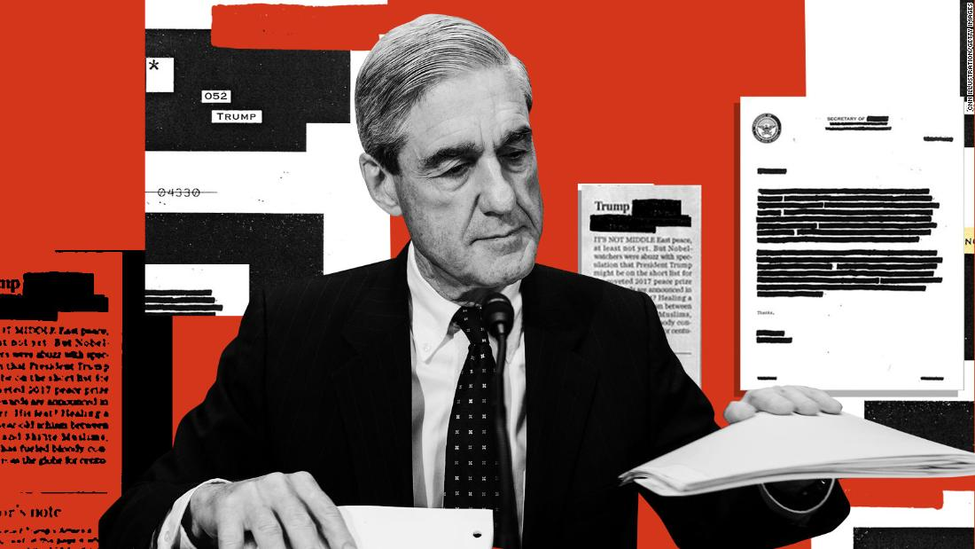 DOJ turns over unredacted Mueller report to judge who questioned Barr's 'credibility'…